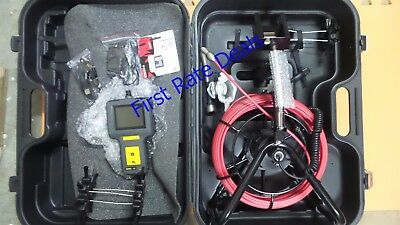 General Dps16 Pipe Inspection Borescope W72 Ft Probe Video Camera Sewer Water