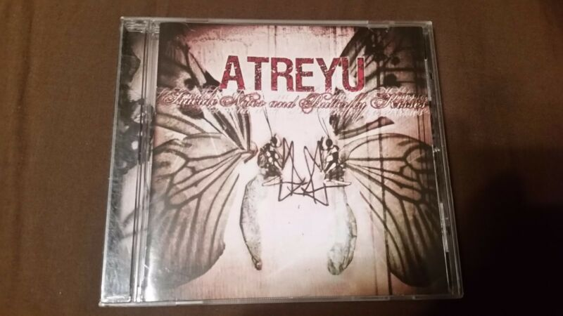 Atreyu Suicide Notes and Butterfly Kisses complete