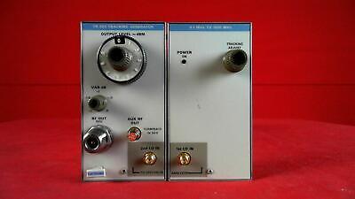 Tektronix Tr503 Tracking Generator