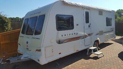 2011 Bailey Unicorn Almeria Touring Caravan