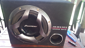 12in subwoofer Howard Springs Litchfield Area Preview