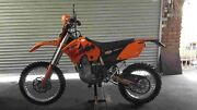 KTM 450EXC  Road Enduro Bike  Gulfview Heights Salisbury Area Preview