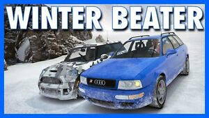 **WANTED** WINTER BEATER CAR