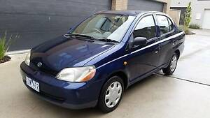 2002 Toyota Echo - AUTO - LOW KMS - SERVICE - RWC READY! Coburg North Moreland Area Preview