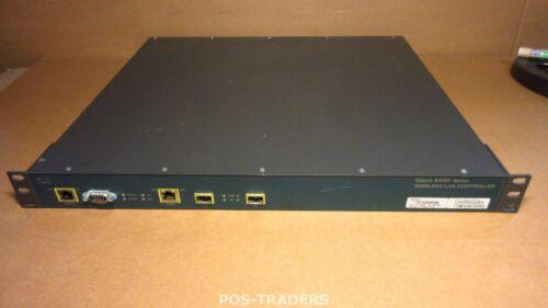 Cisco 4400 Series AIR-WLC4402-25-K9 V01 Wireless LAN Cisco 4402 25 AP Controller