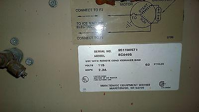 Manitowoc Bc-0495 Remote Condenser