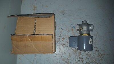 Honeywell Magnetic Gas Valve 38 10psi .20a 120v 60cyc V4036a 1001 1
