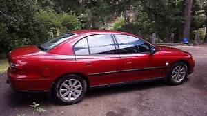 2001 Holden Commodore Sedan Eltham Nillumbik Area Preview