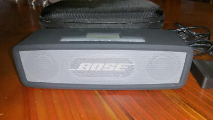 Bose Soundlink Mini bluetooth speaker Kirwan Townsville Surrounds Preview