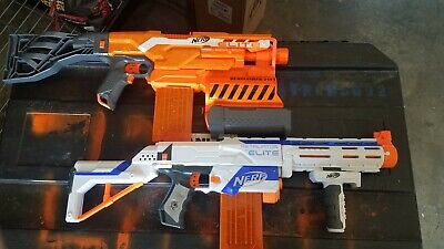 Nerf Demolisher 2 in 1 and Retaliator