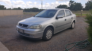 2003 Holden Astra Sedan Two Wells Mallala Area Preview
