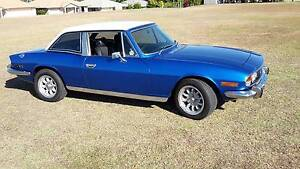 1974 Triumph Stag Convertible Dundowran Fraser Coast Preview