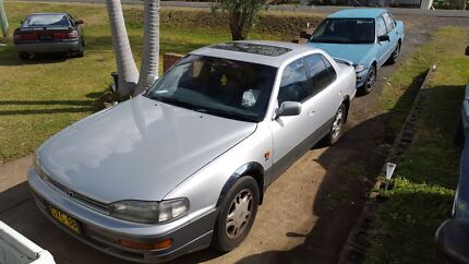 Toyota camry 96 optima 1 owner Wingham Greater Taree Area Preview