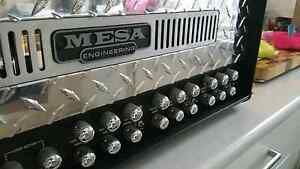 Mesa Boogie Triple Rectifier 150w Head & pedal Salisbury North Salisbury Area Preview