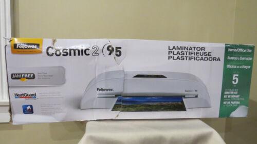 FELLOWES LAMINATOR COSMIC2 95