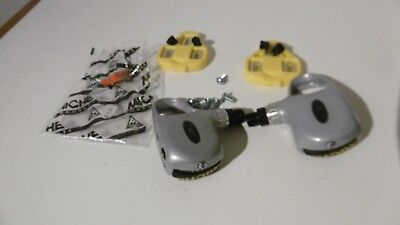 Miche 302 Pedals With Cleats NOS