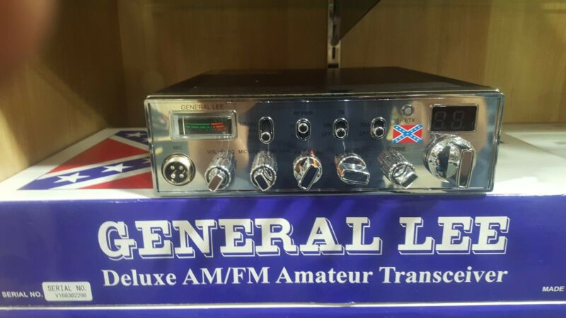 GENERAL LEE RADIO ALIGNED & TUNED FOR BEST PERFORMANCE !!!