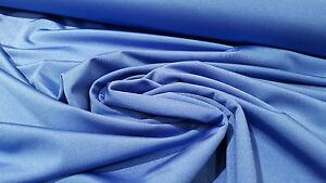 Badeanzugstoff Jersey Stretch Lycra Eiskunstlauf Stoff Royalblau