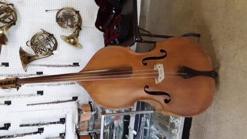 Full Size Upright Bass Violin