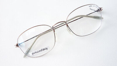 Titanium Glasses Elastic Lightweight Large Subtle Braun Brands Frame Size (Lightweight Glasses Brands)