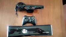 Xbox 360 + Kinnect plus 5 Games + 4 Kinnect Games Petersham Marrickville Area Preview