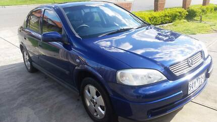 2003 Holden Astra Hatchback. RWC Melbourne CBD Melbourne City Preview