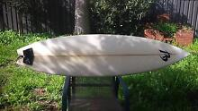 "Surfboard 6.0"" Al Bean shaper with the set of future fins Subiaco Subiaco Area Preview"