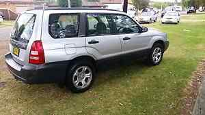 2003 Subaru forester NO REGO Guildford Parramatta Area Preview