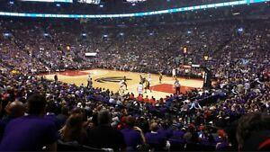Raptors Season Seats Lowerbowl Aisles Section 116A