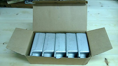 Cooper Crouse-hinds Fs1 - 12 1 Gang Conduit Condulet Box - 5 At The Price Of 4