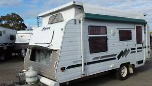 2002 SUPREME TERRITORY SEMI OFF ROAD POP TOP Melrose Park Mitcham Area Preview