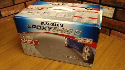 Rustoleum 251965 Epoxy Shield Gray Garage Floor Paint 120 Oz - 250 Sqf