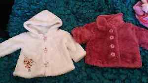 18 Pieces Babies Winter Clothing Size 000-00 only used a few time Bracken Ridge Brisbane North East Preview