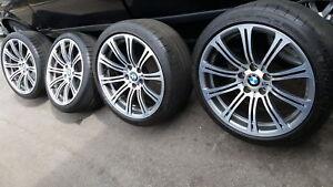 "BMW M3 19"" OEM rims E9x series"