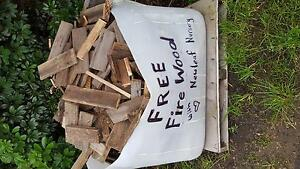 free firewood  already cut up. Elanora Heights Pittwater Area Preview