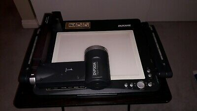 Dukane Dvp303alumens Ps350 Digital Presenterclean Nicepowers Upoffer Up