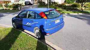 2002 Ford Focus Hatch 1.8L Redwood Park Tea Tree Gully Area Preview