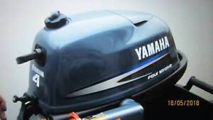 COWL .YAMAHA outboard 4hp / 4 Stroke COWL ,  WANTED