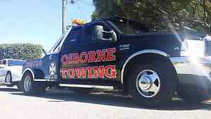 Tow truck  and tilt tray accident break down 24/7 osborne towing Perth Perth City Area Preview