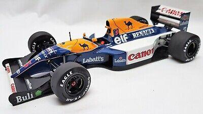 Exoto GPC97111 Williams Renault FW14B Nigel Mansell 1992 German GP