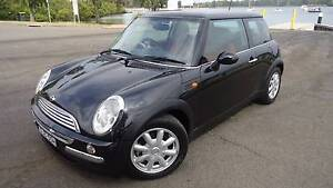 2002 MINI COOPER HB/ REGO SEPT 2017 / NEW SERVICE / FULL LOG BOOK Strathfield Strathfield Area Preview
