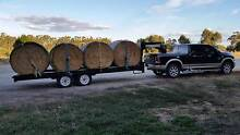 "6m Custom Build Gooseneck Trailer/3""ball Tatura Outer Shepparton Preview"