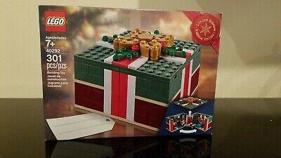 Lego 40292 Holiday Present Christmas Gift 301pcs 2018 promotional NEW LE sealed