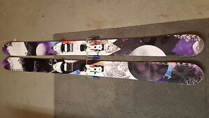Salomon rocker 2 skis