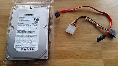 Maxtor 250 Gb Festplatte (Festplatte HDD Maxtor DIAMONDMAX 21 STM3250820AS SATA 250GB 3,5
