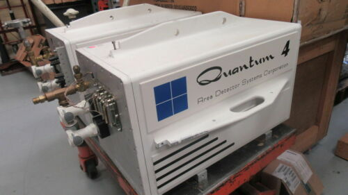 QUANTUM 4 ADSC AREA DETECTOR SYSTEMS CORP. CCD X-RAY DETECTOR