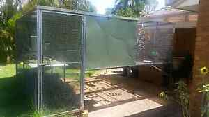 3 Bay suspended aviary huge Nairne Mount Barker Area Preview