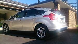 Late 2014 Ford Focus trent MY15, Very low kms, 11 months rego Blacktown Blacktown Area Preview