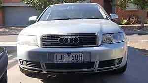 Audi A4 Quattro 2004 1.8 Turbo Craigieburn Hume Area Preview