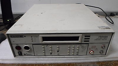 Associated Research 7564SA Electrical Safety Compliance Analyzer - Parts/Repair